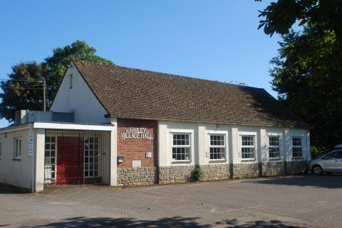 Hailey Village Hall, Hailey Parish Council