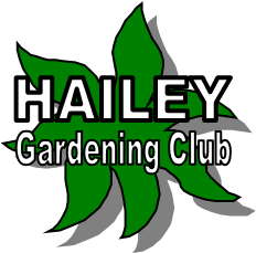 Hailey Gardening Club, Hailey Parish Council