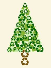 A helping hand with recycling festive waste …, Hailey Parish Council