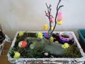 Image result for easter garden images